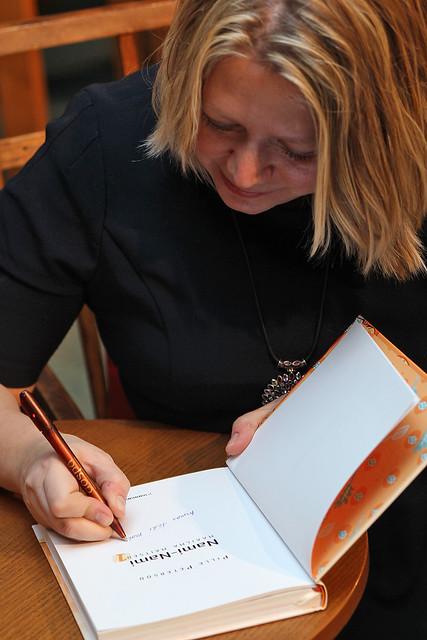 Autogramme jagamas