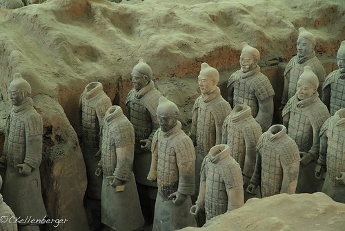 Terracotta Warriors, Xian '11-74