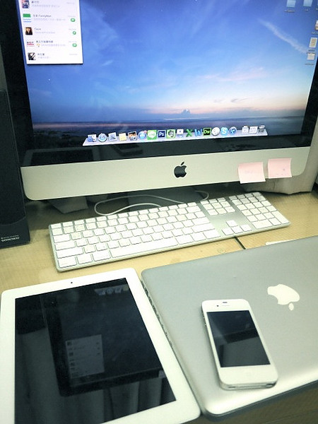 照片日記|蘋果一族♥.以後就來分享有趣的app吧!