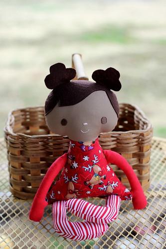 Christmas Doll 4