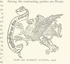 Image taken from page 59 of 'History of the Tower Bridge and of other bridges over the Thames built by the Corporation of London. Including an account of the Bridge House Trust from the twelfth century ... With a description of the Tower Bridge by J. W. B