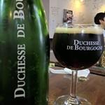 ベルギービール大好き!! デゥシェス・ド・ブルゴーニュ Duchesse De Bourgogne@クラフトビアベース