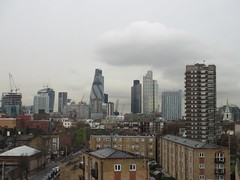 City from Whitechapel