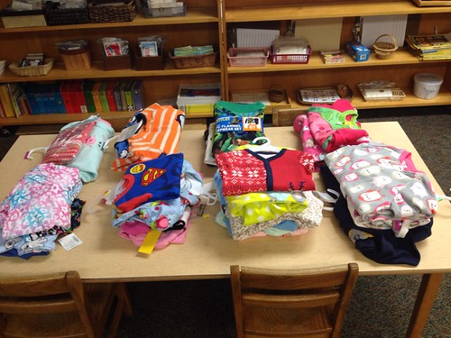 PJ drive at Wichita Montessori