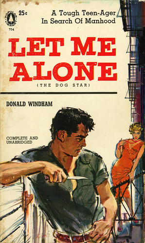 Popular Library 754 - Donald Windham - Let Me Alone
