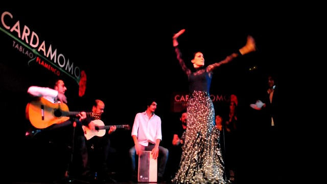 Pasión en el conjunto de Artista que esa noche llegaron el Tablao Cardamomo de Madrid Pasión por el flamenco en el Tablao Cardamomo de Madrid - 11499354385 801a87363a z - Pasión por el flamenco en el Tablao Cardamomo de Madrid