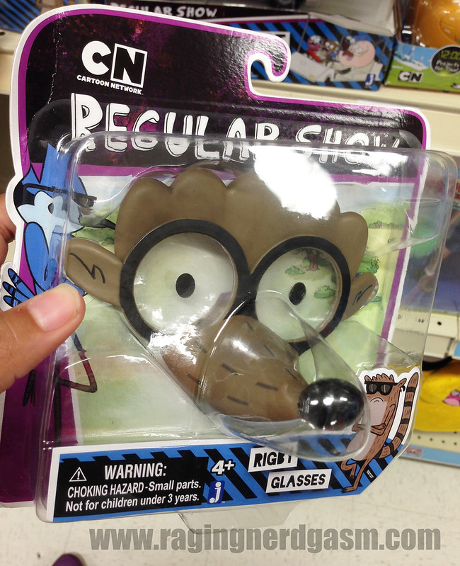 Jazwares Regular Show - Rigby Glasses (1)