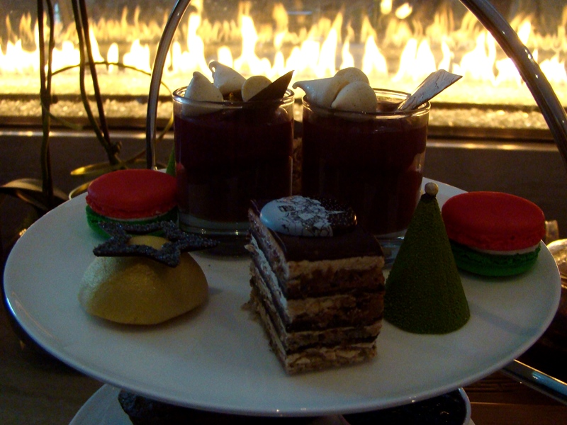 Afternoon Tea at Shangri-La Toronto