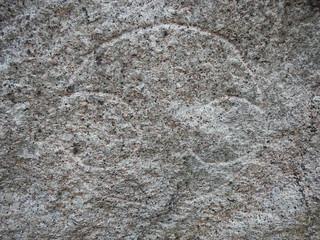岩に刻まれたマーク2 by wishigrow