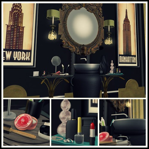 Bedroom Blues Meaning: Second Life Interior Decorators