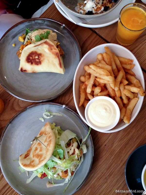 Three Williams Cafe - Sydney - Narnies