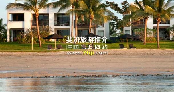 斐济希尔顿沙滩酒店外部