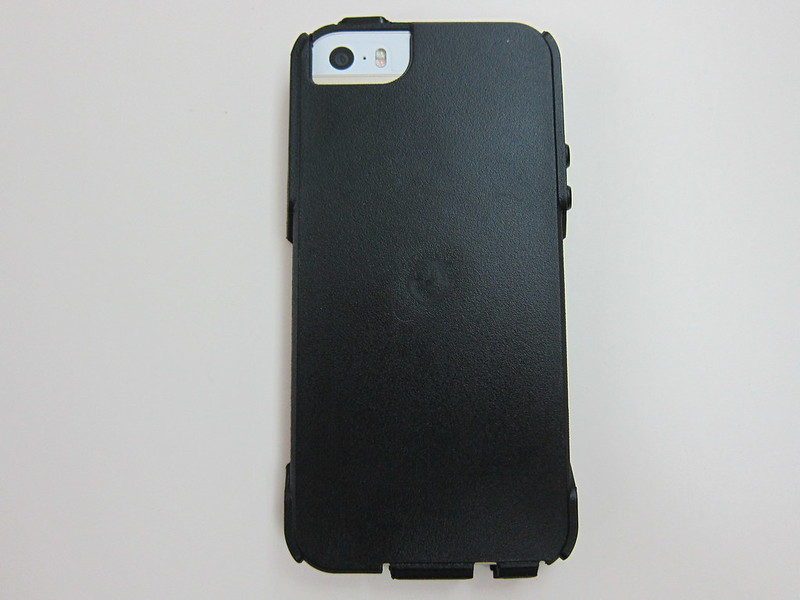 OtterBox Commuter Wallet - iPhone 5s In Interior Slip Cover Layer (Back)