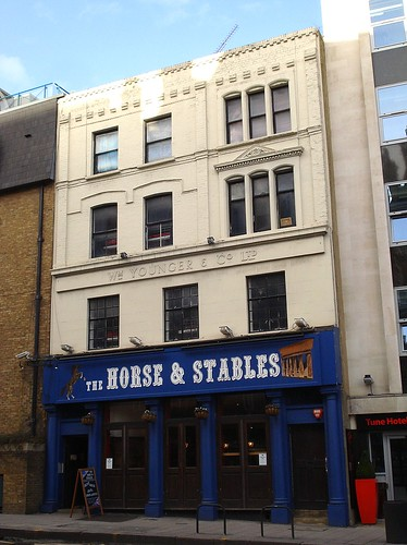 Horse & Stables, Lambeth, London SE1