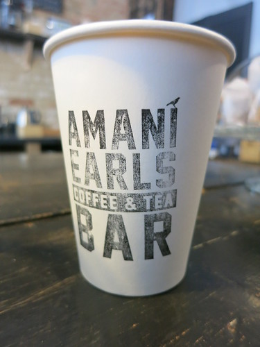 Amani Earls - Indie Coffee Passport Stop