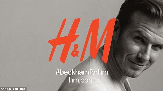 H&M briefss 2014 Super Bowl