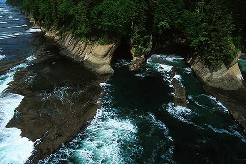 Pacific Rim, West Coast Vancouver Island, British Columbia, Canada