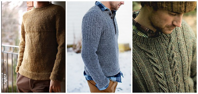 Guy Sweaters