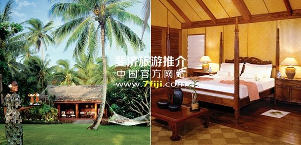 斐济瓦卡亚岛酒店(The Wakaya Club & Spa)