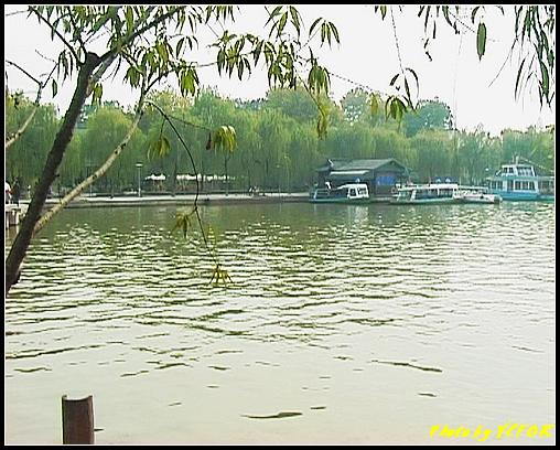 杭州 西湖 (其他景點) - 619 (古湧金門  西湖十景之 柳浪聞鶯)