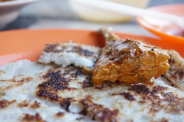 Halal breakfast in Penang Astaka Taman Tun Sardon-016