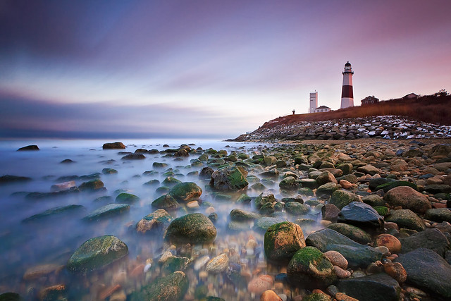 Montauk Point Sunset