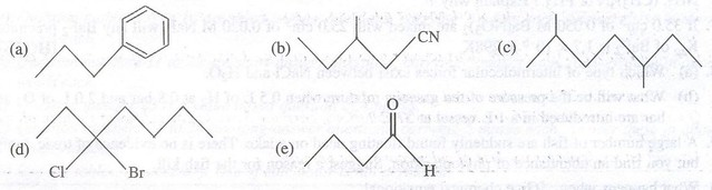 CBSE Sample Paper for Class 11 Chemistry (Solved) - Set C