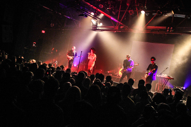 The Tontons, Octopus Project & Buxton @ Warehouse Live