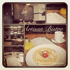 Throwback Thursdays: Cuisine & Dining at Artisan Bistro