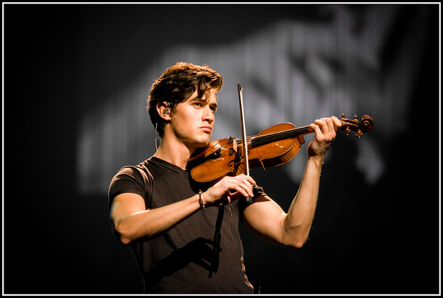 Charlie Siem Night of the Proms.