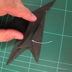 วิธีการพับกระดาษเป็นรูปจิงโจ้ (Origami Kangaroo) 014