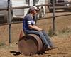 Dewey Barrel Race