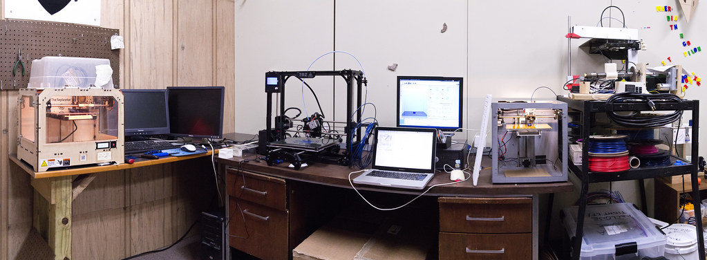 Milwaukee Makerspace 3D Printing Lab