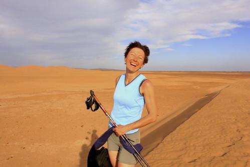 moi et les dunes