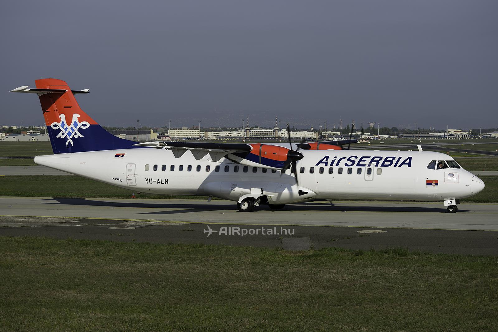 23 év után újraindul a Belgrád-Zágráb légi útvonal