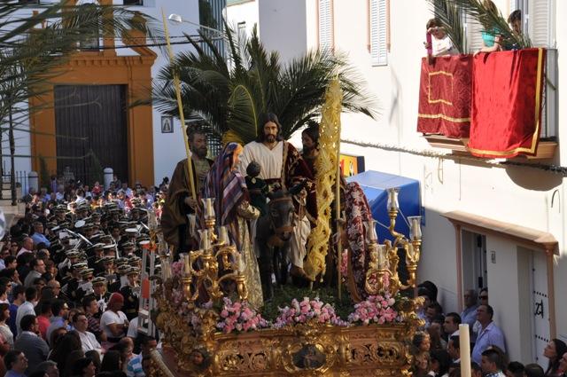 AionSur 13833205115_ee2f4b0bdd_o_d Jesús entró en Jerusalen en una espléndida tarde de Domingo de Ramos Cultura Semana Santa