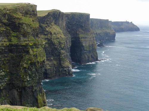 paysages irlande falaisesdemoher comtédeclare