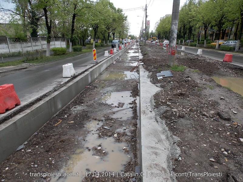 Traseul 102, etapa I: Bucla Nord ( Sp. Județean ) - Intersecție Republicii - Pagina 2 13892794061_55c1f5dedc_c