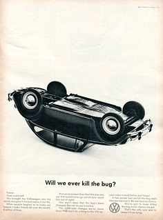 1965 Volkswagen Advertisement Road & Track September 1965