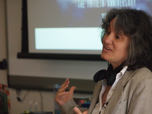 Doctor Who and Culture presentation with Dr. Rosanne Welch - 069