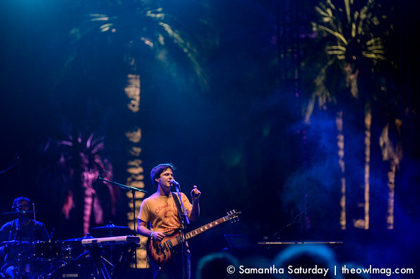 The Dismemberment Plan @ Coachella 2014 Weekend 2 - Saturday