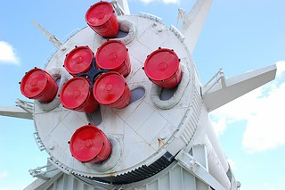 Kennedy Space Center, Saturn IB rocket