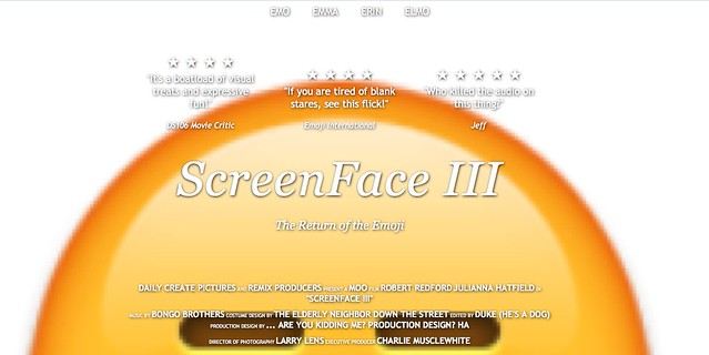 Screen face #tdc873