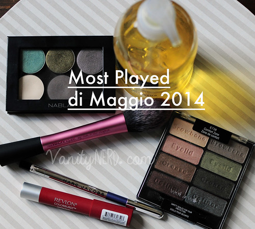 Most Played Maggio 2014