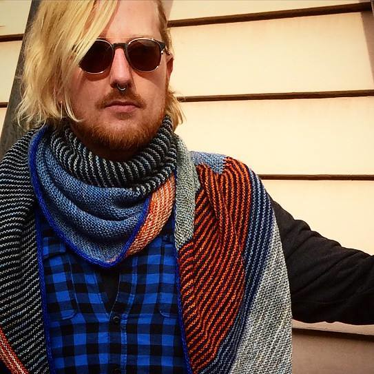 Will in shawl