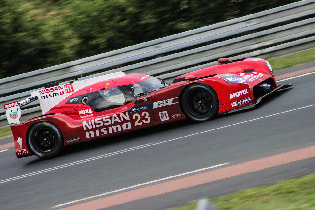 #23 Nissan GTR-LM NISMO