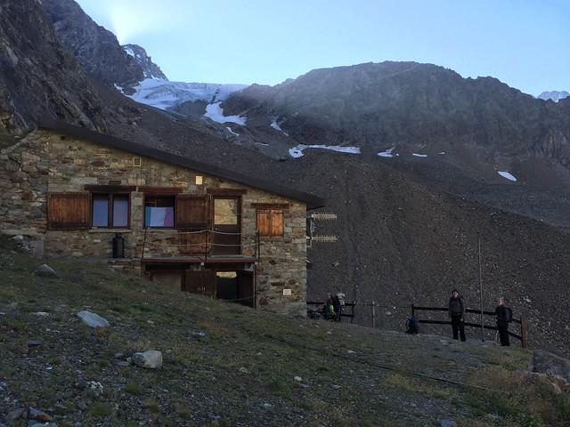 Bergsportkamp Aosta 2015