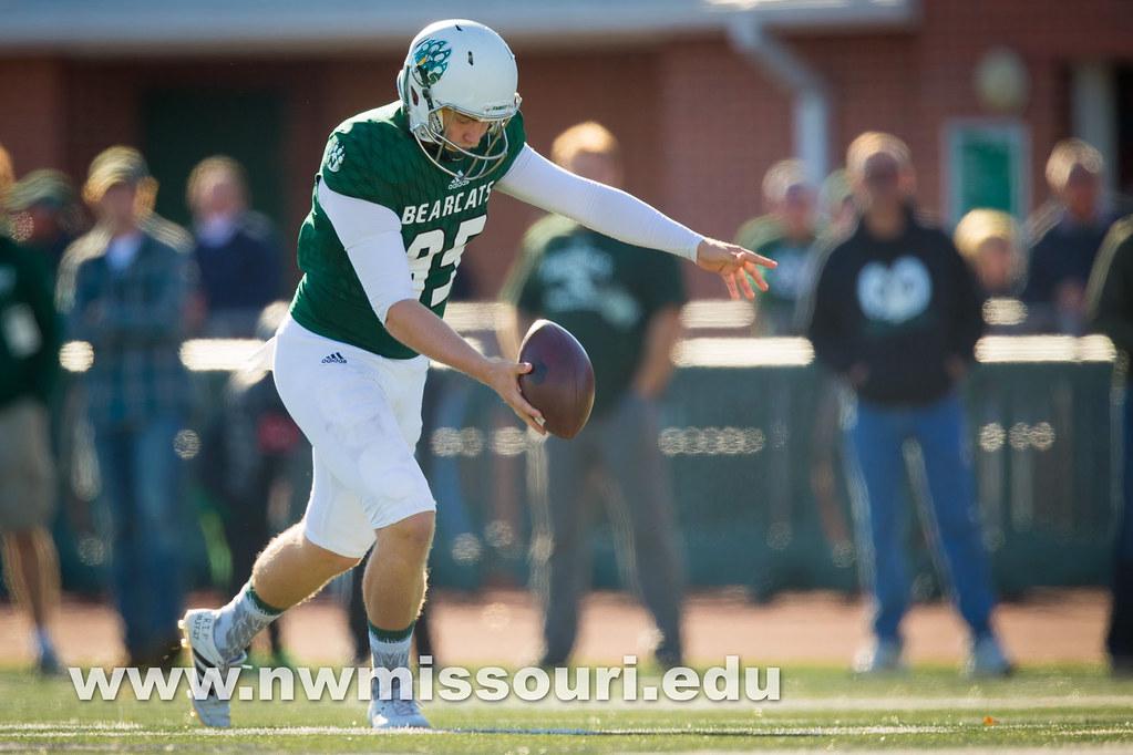 Northwest vs. Missouri Western State University, 2016.