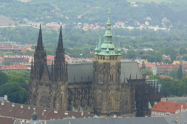 Prague castle 8, Panasonic DMC-LZ3