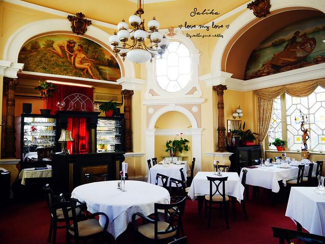 Hanavsky Pavilon交饗情人夢布拉格絕美景觀餐廳下午茶 (25)